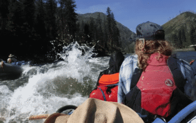 Main Salmon River Adventure