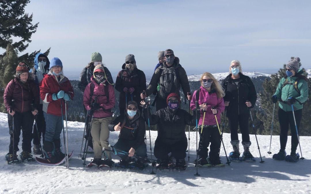 2021 Snowshoe Adventure is a Wrap